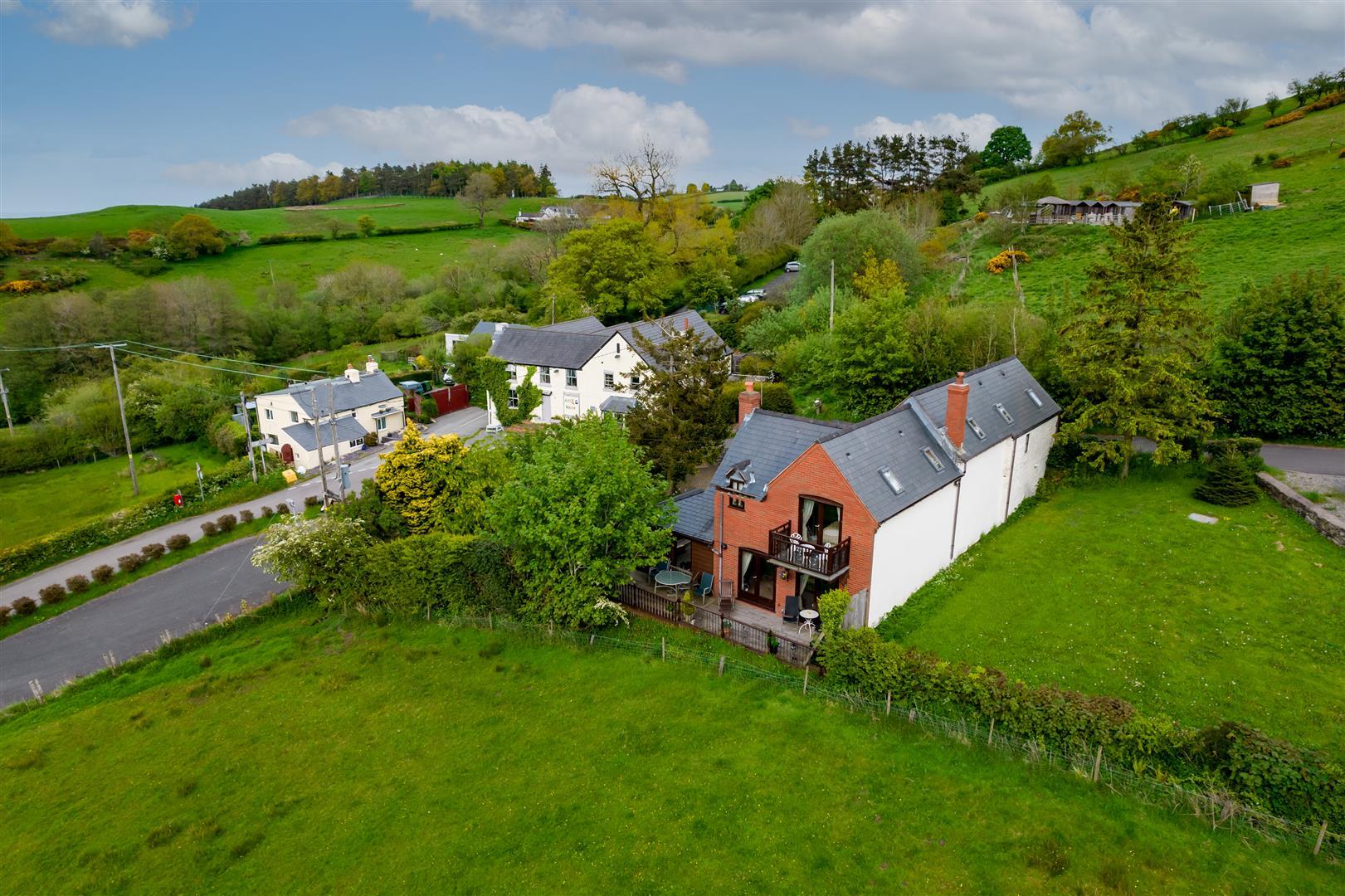 Rose Cottage, 16 Bromlow , Shrewsbury, SY5 0EA SSTC